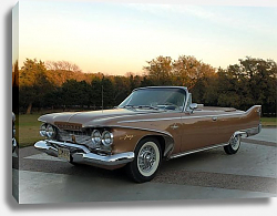 Постер Plymouth Fury Convertible '1960
