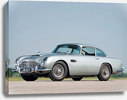 Постер Aston Martin DB5 James Bond Edition '1964