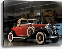 Постер Buick 90 Convertible Coupe '1932
