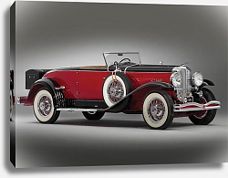 Постер Duesenberg J 395 Convertible Coupe by Murphy '1931