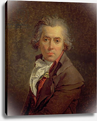 Постер Давид Жак Луи Self Portrait, 1791