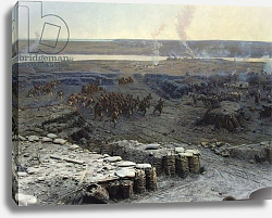 Постер Роубаннд Франц The Siege of Sevastopol Panorama 2