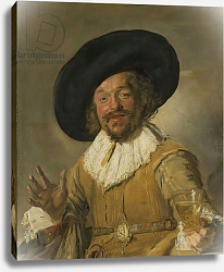 Постер Халс Франс The Merry Drinker, 1628-30