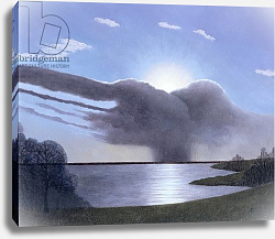 Постер Брэйн Энн (совр) Draycote Cloud, 2004