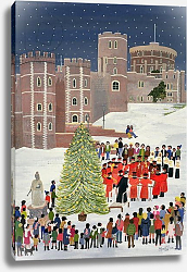Постер Джоел Джуди Windsor Castle Carol Concert, 1989