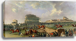 Постер Таскер Уильям The Liverpool and National Steeplechase at Aintree, 1843
