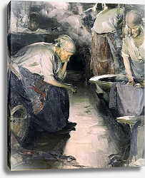 Постер Архипов Абрам The Laundresses