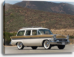Постер Packard Clipper Country Sedan Station Wagon '1957