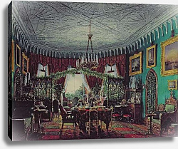 Постер Гау Эдуард Drawing Room of Empress Alexandra Feodorovna 1850s