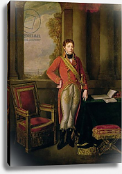 Постер Грёз Жан-Батист Napoleon Bonaparte as First Consul, 1799-1805