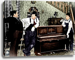 Постер Laurel & Hardy (Music Box, The)C