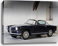 Постер Alfa Romeo 1900 Super Sprint (1484) '1956–59 дизайн Touring