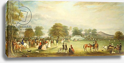 Постер Фернли Джон Archery Meeting in Bradgate Park, Leicestershire, 1850