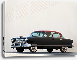Постер Nash Ambassador Custom 4-door Sedan '1953