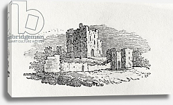 Постер Бевик Томас Castle Ruins from 'History of British Birds and Quadrupeds'