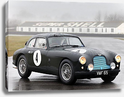 Постер Aston Martin DB2 ''Team Car'' '1950–51