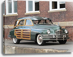 Постер Packard Eight Station Sedan (2201) '1948