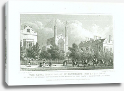 Постер The Royal Hospital of St.Katherine, Regents Park