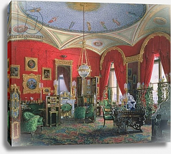 Постер Гау Эдуард Interior of the Winter Palace