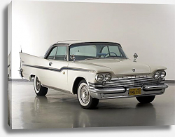Постер Chrysler Windsor 2-door Hardtop '1959