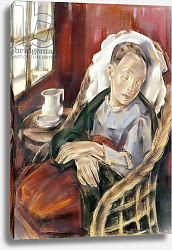 Постер Бланшар Мария The Convalescent, 1930