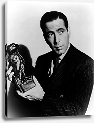 Постер Bogart, Humphrey (Maltese Falcon, The)