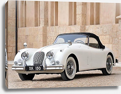 Постер Jaguar XK150 Roadster '1958–61
