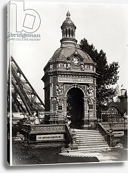 Постер Гирадон Адольф (фото, фр) The Pavilion Perrusson at the Universal Exhibition of 1889 in Paris