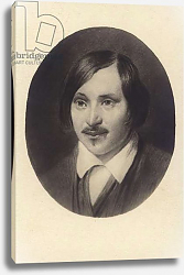 Постер Иванов Александр Nikolai Gogol, Russian novelist, dramatist and short story writer