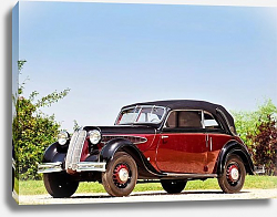 Постер BMW 326 Cabriolet by Gl?ser '1936–41