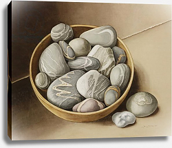 Постер Баррон Дженни Bowl of Pebbles, 2005