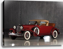 Постер Chrysler CG Imperial Roadster by LeBaron '1931