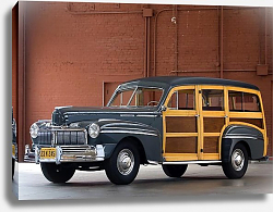 Постер Mercury Station Wagon '1947