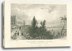 Постер Southend Terrace, Essex, Shewing the Mouth of the Thames 2