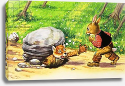 Постер Фокс Анри (детс) Brer Rabbit