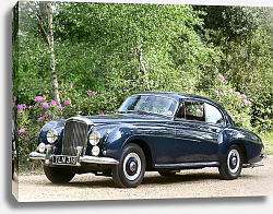 Постер Bentley R-Type Continental Sports Saloon by Mulliner '1954