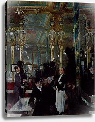 Постер Орпен Уильям Сэр Cafe Royal, London, 1912