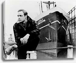 Постер Brando, Marlon (On The Waterfront)