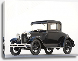 Постер Ford Model A Standard Coupe '1928–29