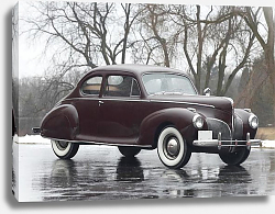Постер Lincoln Zephyr Club Coupe '1941
