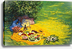 Постер Блеколл Тед (совр) Golden Picnic, 1986