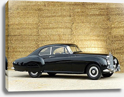 Постер Bentley R-Type Continental Fastback '1953