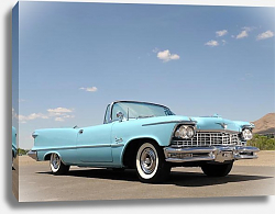 Постер Chrysler Imperial Convertible '1957