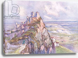 Постер Брюль Луи San Marino, from Hutchinson's Picturesque Europe published by Hutchinson & Son, c.1930
