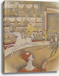 Постер Сера Жорж-Пьер (Georges Seurat) The Circus, 1891