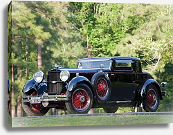 Постер Stutz Model M Supercharged Lancefield Coupe '1929–30