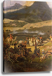 Постер Лейюн Луис Battle of Mount Thabor, 16th April 1799, 1808