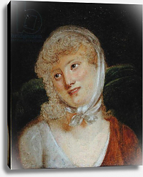 Постер Лефевр Робер Portrait of Marie Laczinska Countess Walewska