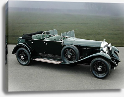 Постер Bentley 8 Litre Open Tourer by Harrison '1931