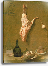 Постер Одри Жан-Батист Still Life with a Leg of Veal